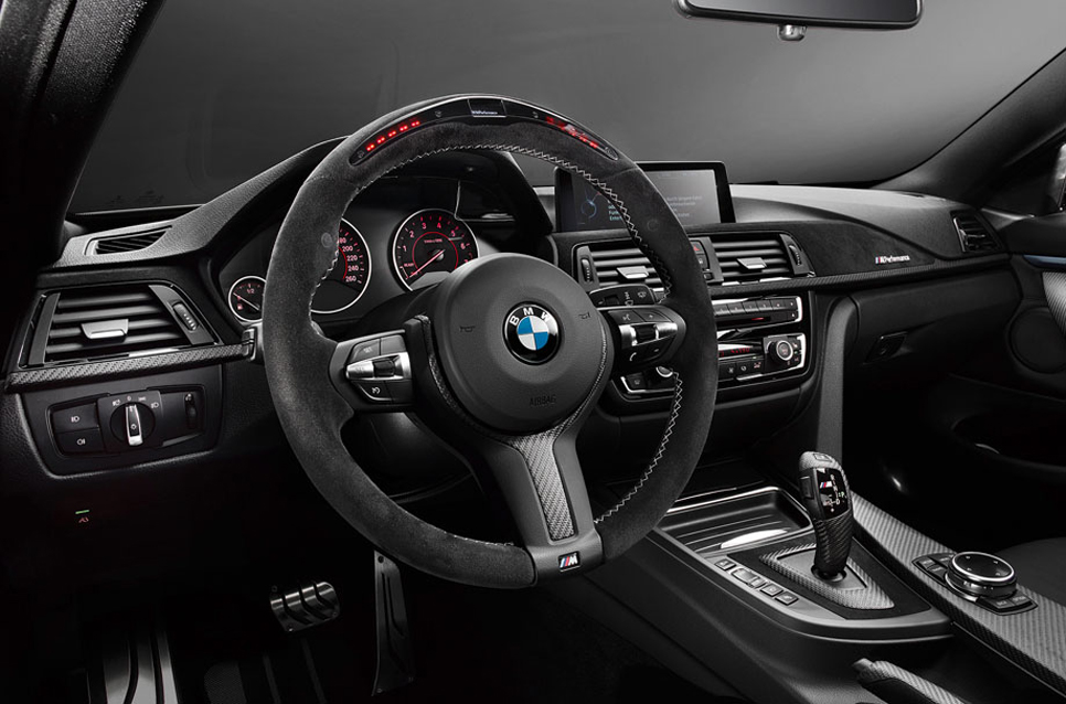 Volante M Performance Steering Wheel