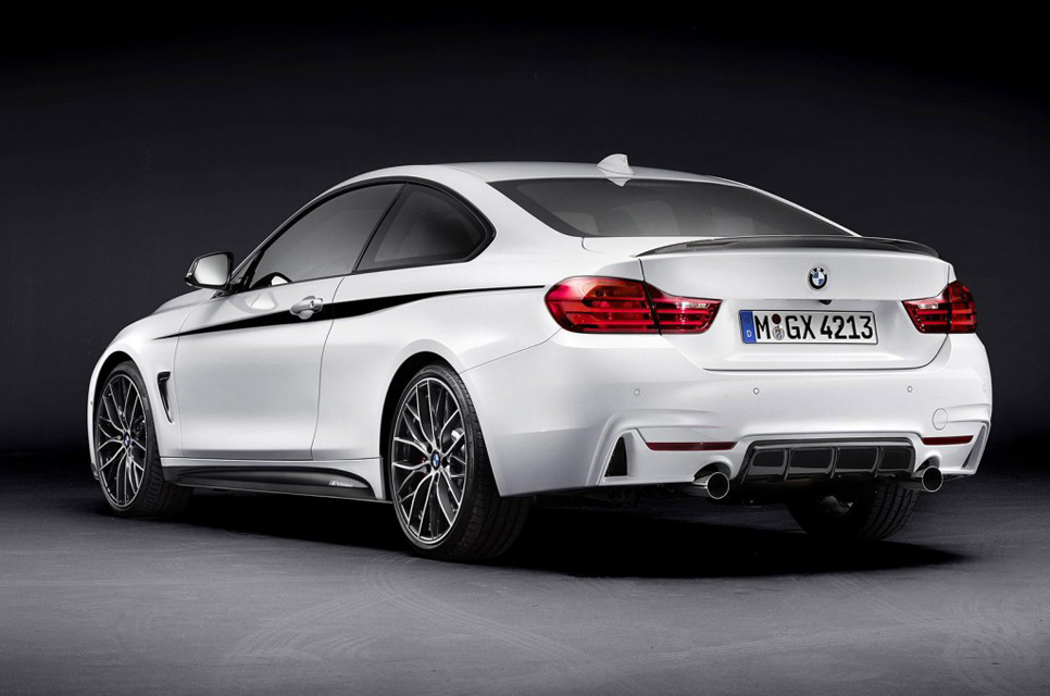 BMW Serie 4 M Performance