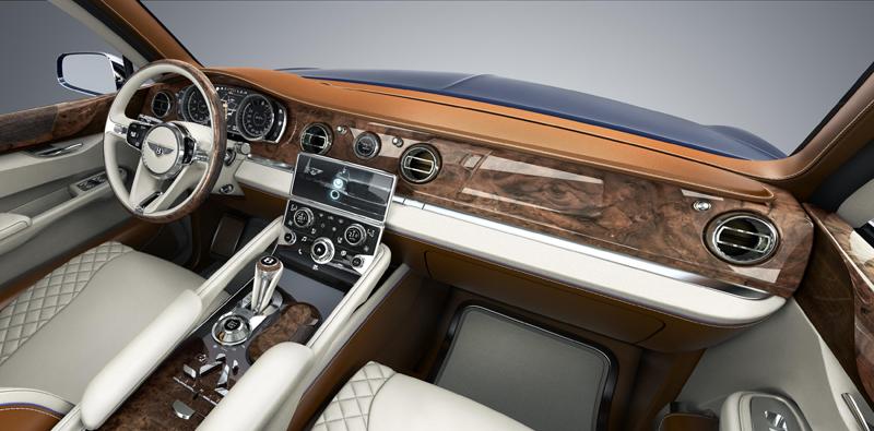 Bentley venderá un SUV en 2016