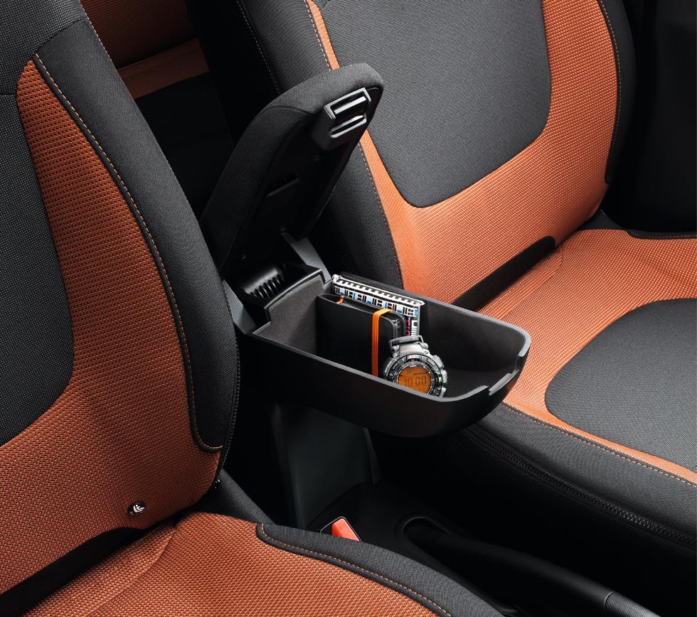 Renault Captur, nuevos accesorios