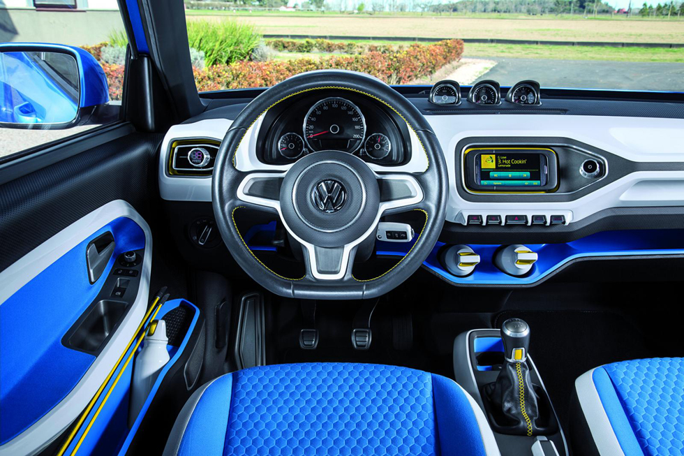 VW Taigun: el mini Tiguan toma forma