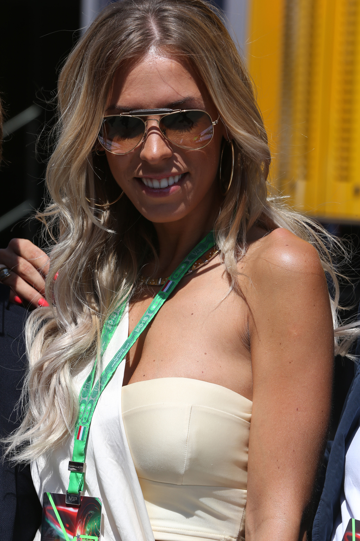 Las chicas más espectaculares del GP de Hungría