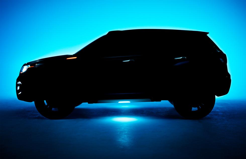 Suzuki iV-4, nuevo SUV compacto