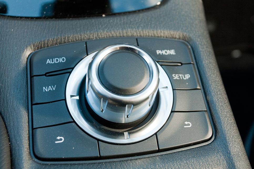 Prueba: Mazda 6 2.2 Skyactive-D 150