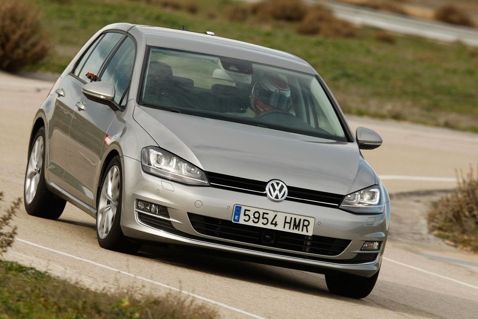 Comparativa: Volkswagen Golf vs Seat León y Audi A3
