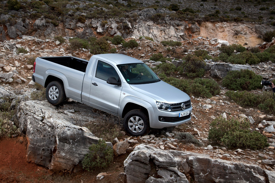 VW Amarok Cabina Simple y Canyon