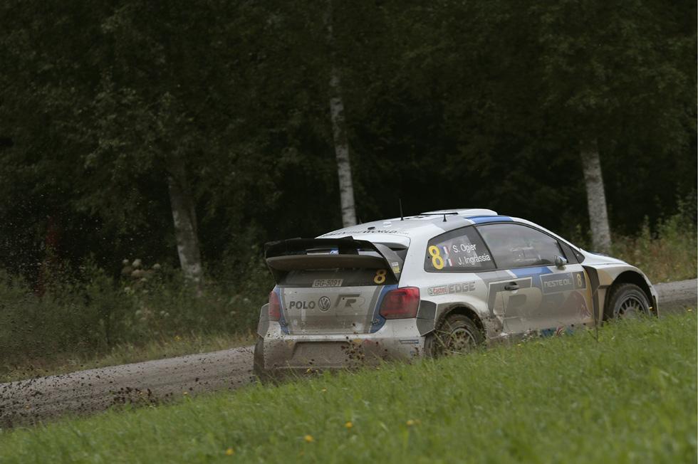 Rallye de Finlandia, tercera etapa y final