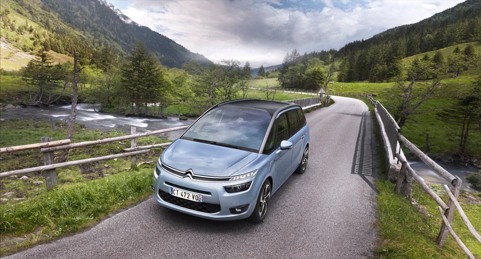 Nuevo Citroën Grand C4 Picasso