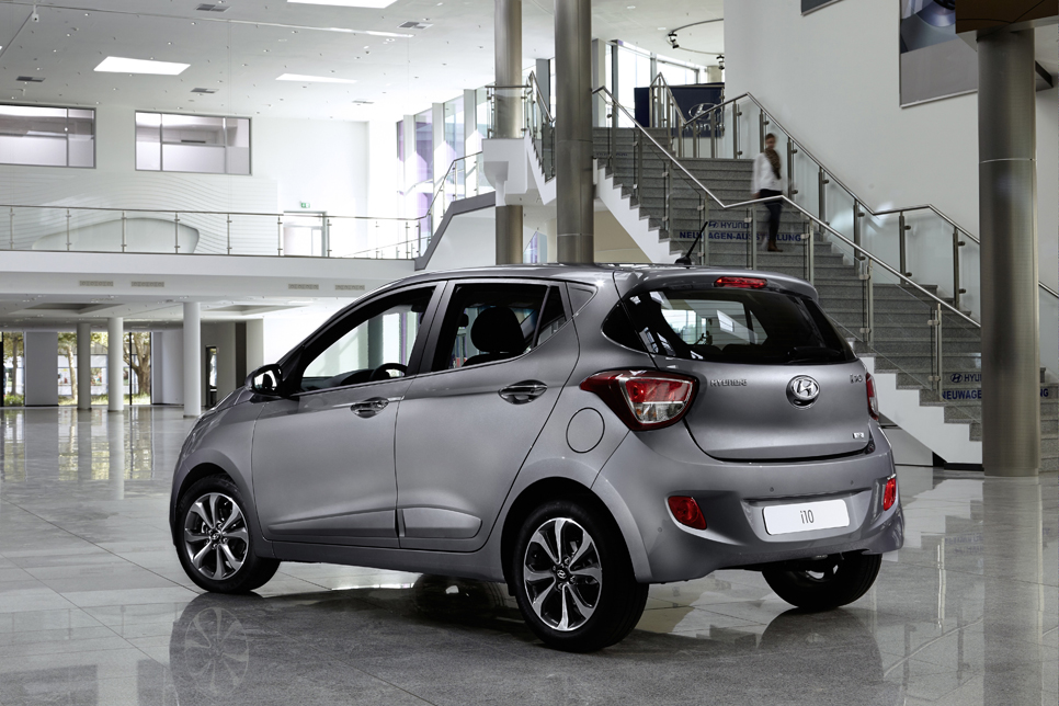 Nuevo Hyundai i10 2014