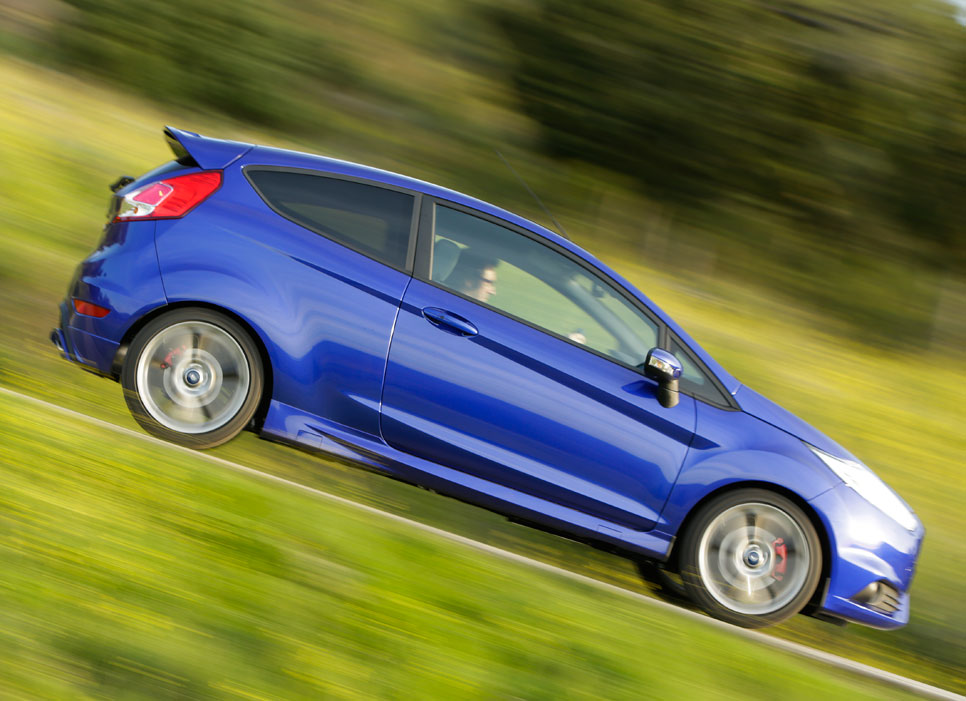 Prueba: Ford Fiesta ST