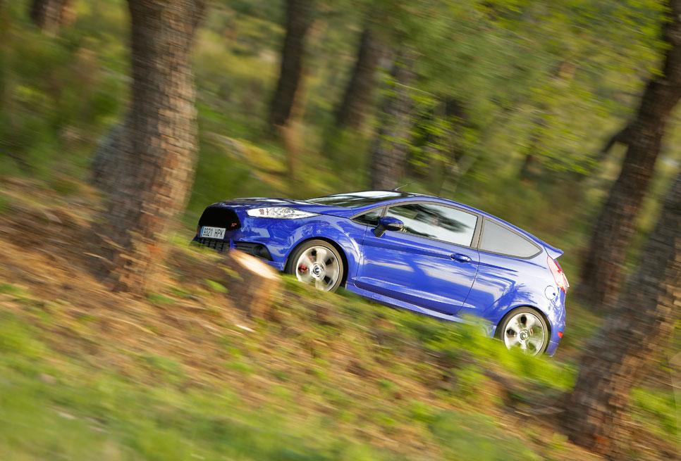 Ford Fiesta ST deportivo