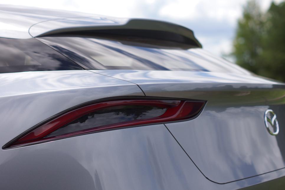 Mazda Deep Orange 3 Concept Car