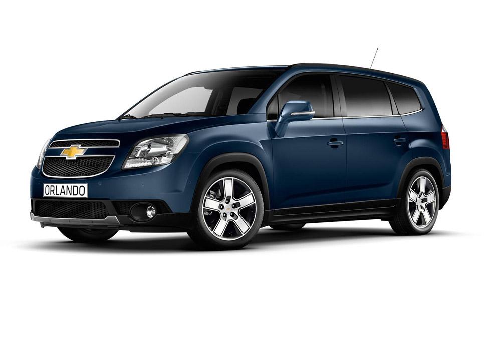 Mejoras en la gama Chevrolet