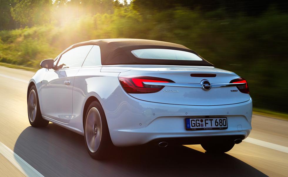 Opel Cabrio 1.6 SIDI 200 CV