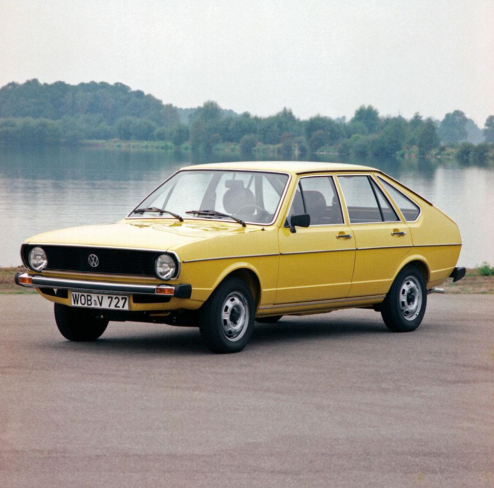 El Volkswagen Passat cumple 40 años. Su historia, al detalle