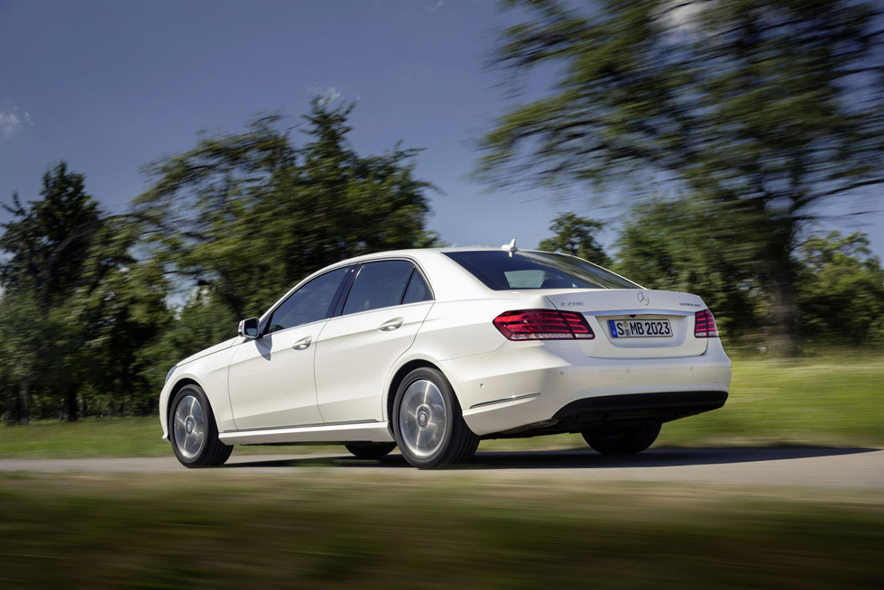 Mercedes Clase E Gas Natural