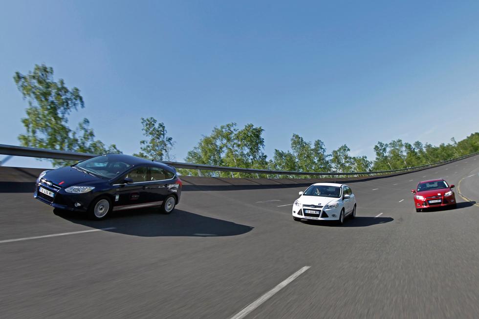 Nuevo Ford Focus 1.0 EcoBoost de 100 CV