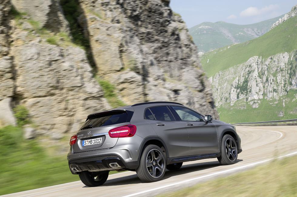 Mercedes GLA, SUV compacto premium