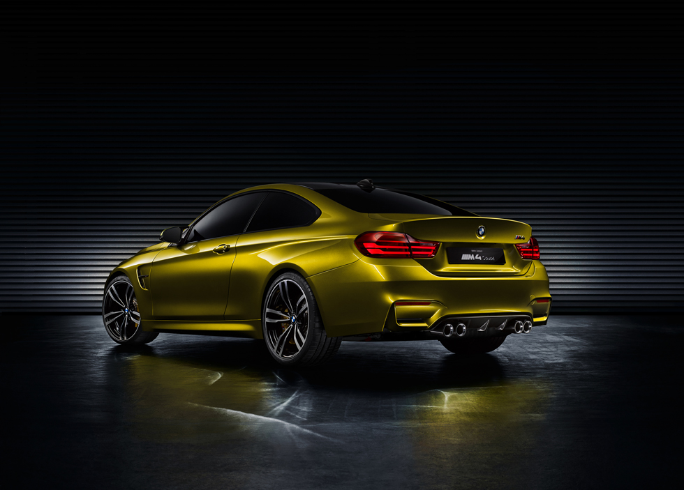 BMW M4 Coupé, el lujo más deportivo
