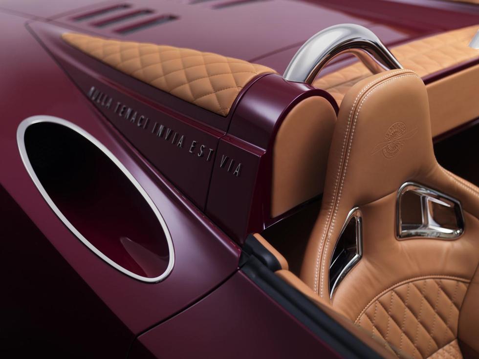 Spyker B6 Venator Spyder, el sueño holandés