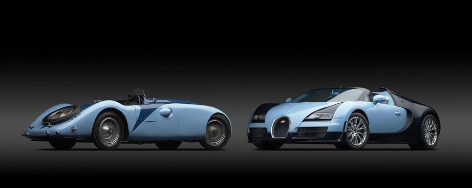 Bugatti Grand Sport Vitesse JPW Edition