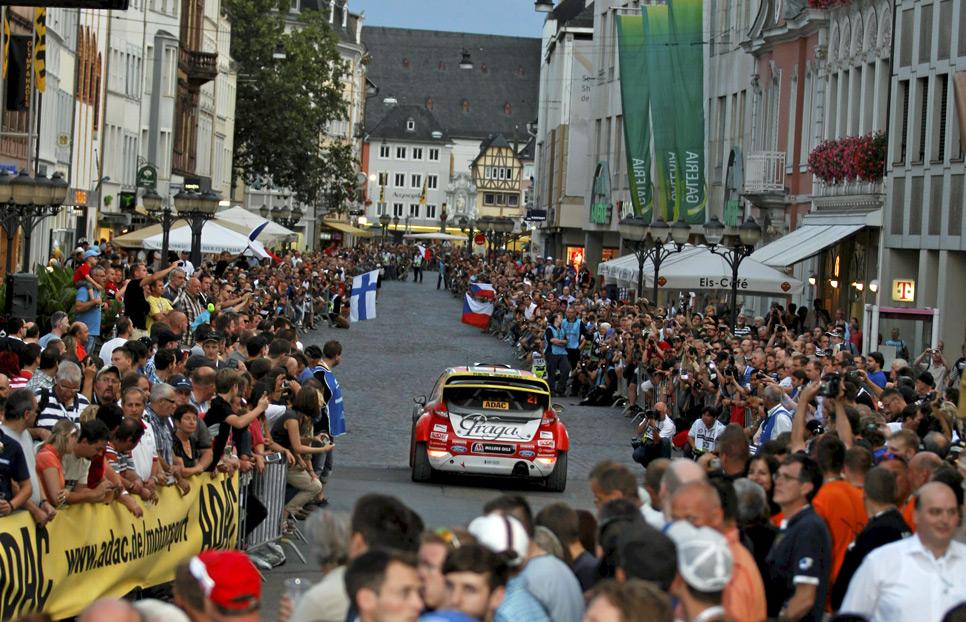 Rallye de Alemania - Previo
