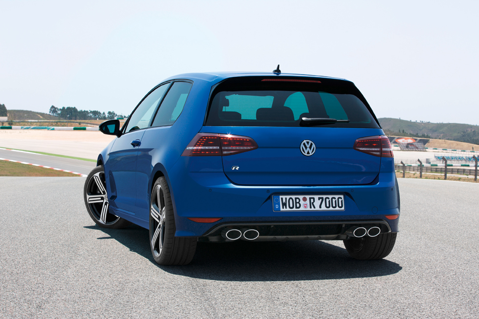 Volkswagen Golf R, brutal deportivo