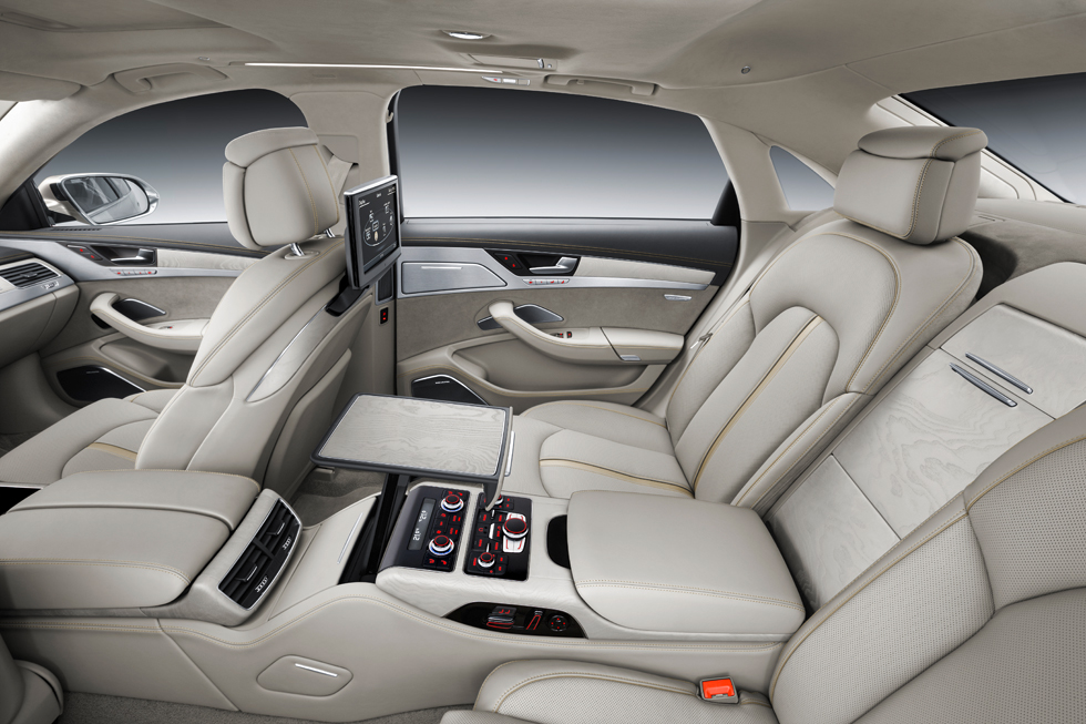 Audi A8 2014, lujo más tecnológico