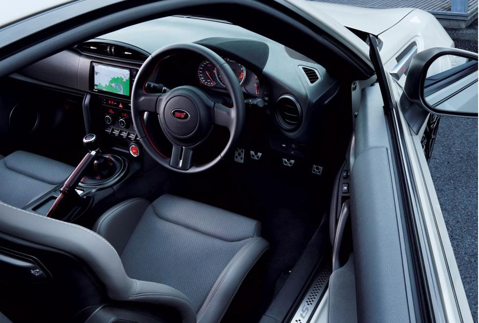 Subaru BRZ tS, más adrenalina