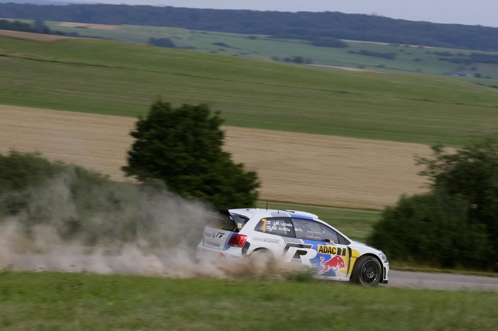 Rallye de Alemania 2013, etapa del viernes final