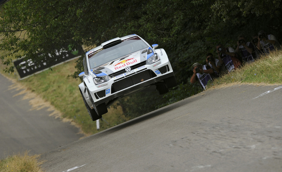 Rallye de Alemania: etapa del domingo final.
