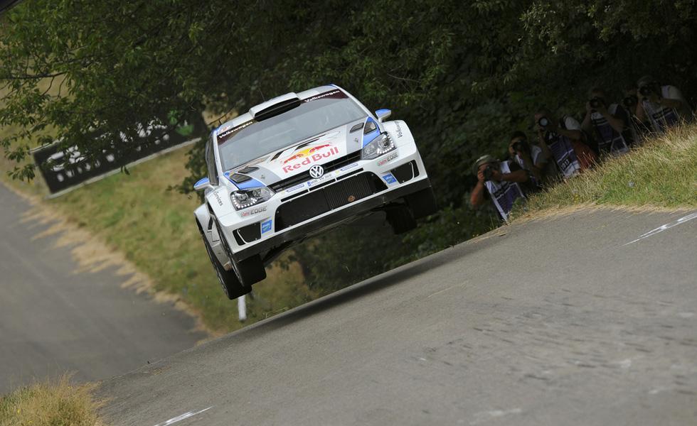 Rallye de Alemania: etapa del domingo final.