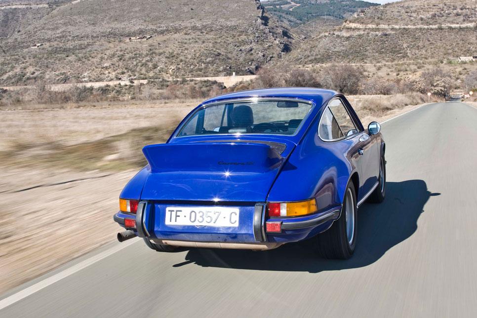 Porsche 911 Carrera RS 2.7 (1973): del circuito a la calle