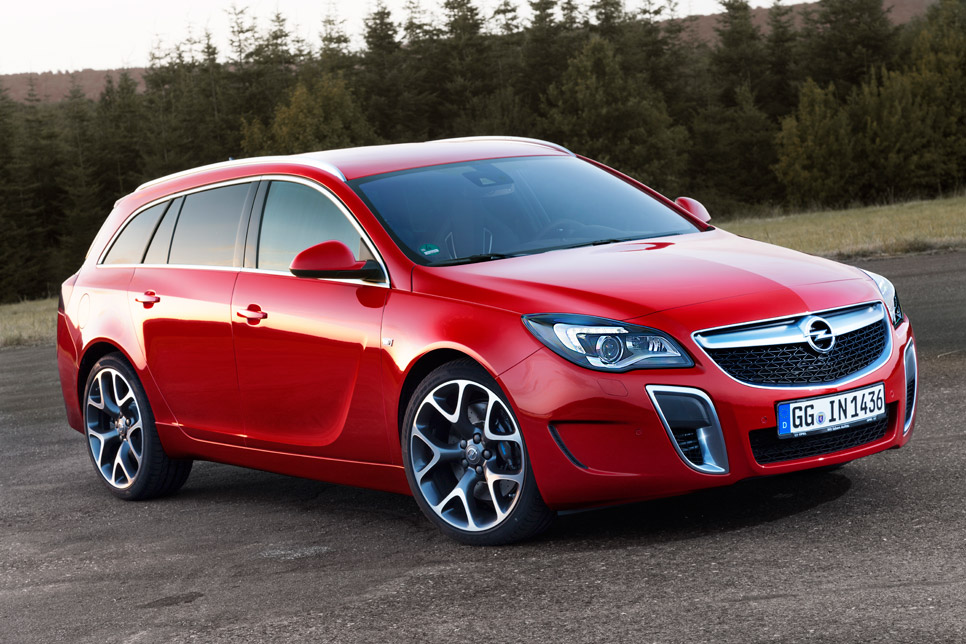 Nuevo Opel Insignia OPC
