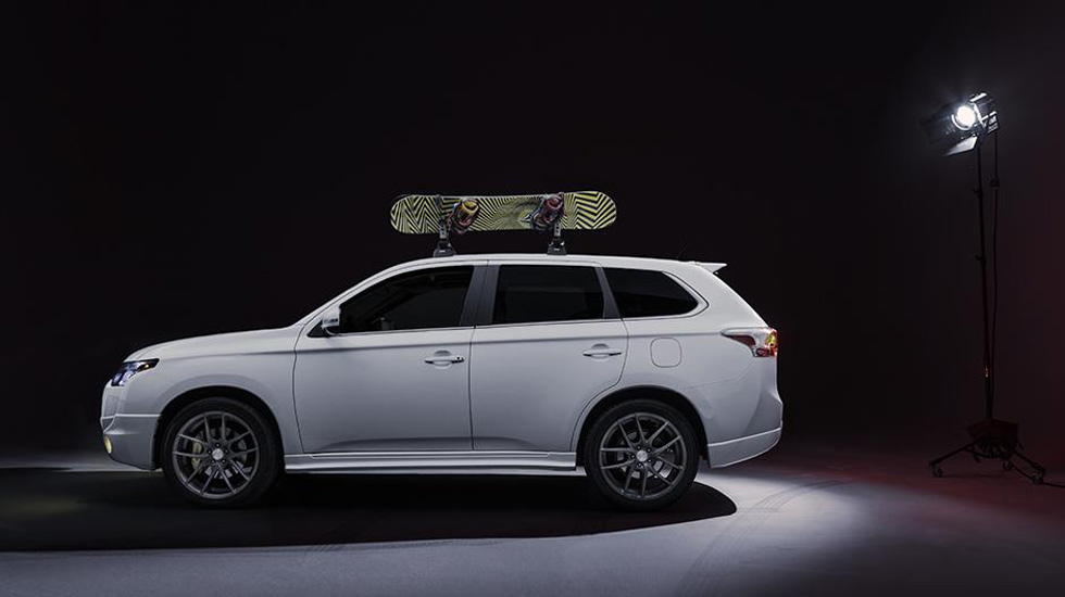 Mitsubishi Outlander Winter y Sport Summer Editions