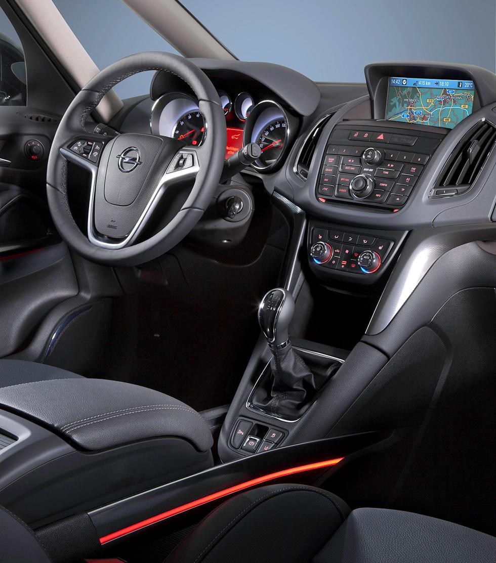 Opel Zafira Tourer 1.6 CDTI 136 CV