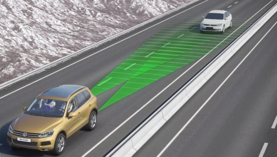 La tecnología de futuro de Volkswagen