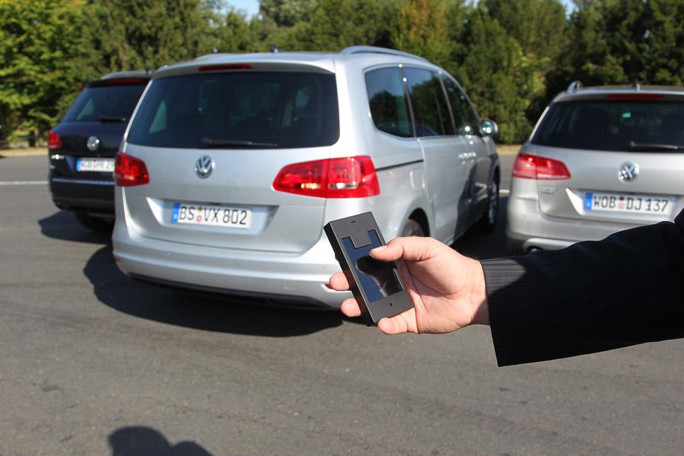 Tecnología de futuro de Volkswagen