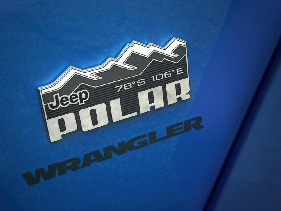 Jeep Wrangler Polar Limited Edition