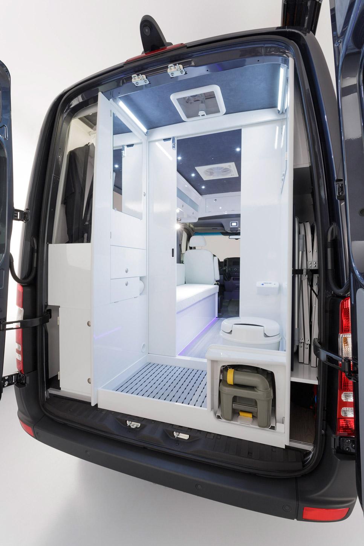 Mercedes Sprinter Caravan Concept