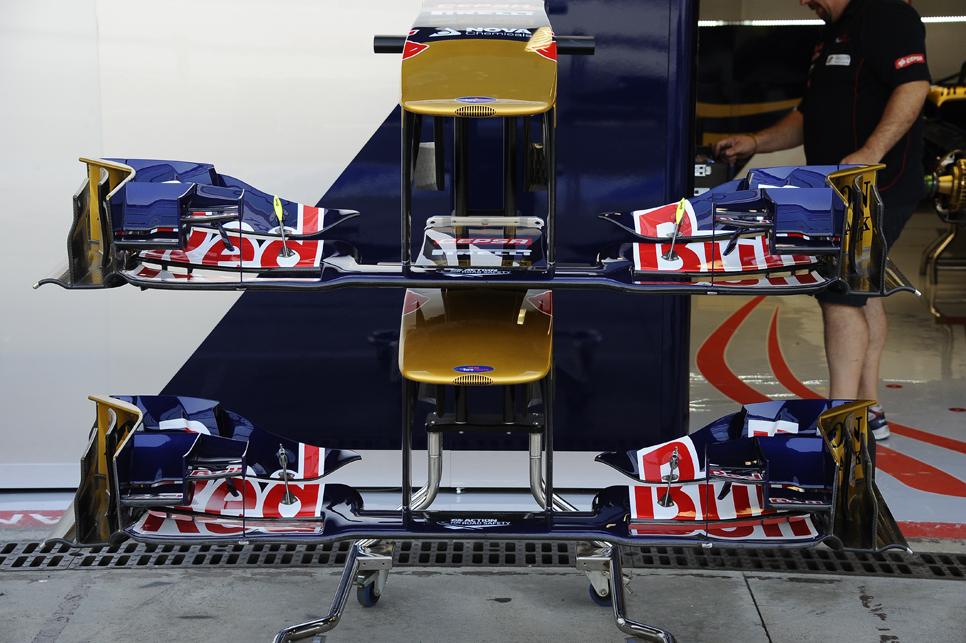 GP Italia: jornada del jueves