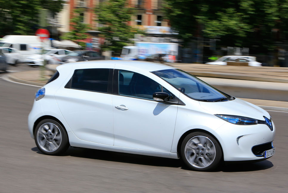 Reto Zoe: superando la autonomía oficial de 210 km