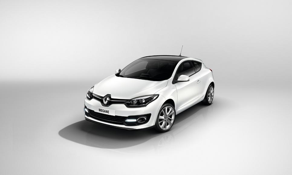 Renault Mégane, gama 2014