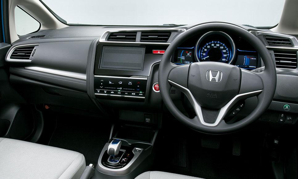 Honda Fit en Japón