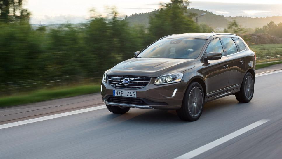Nuevos Volvo S60, V60 y XC60