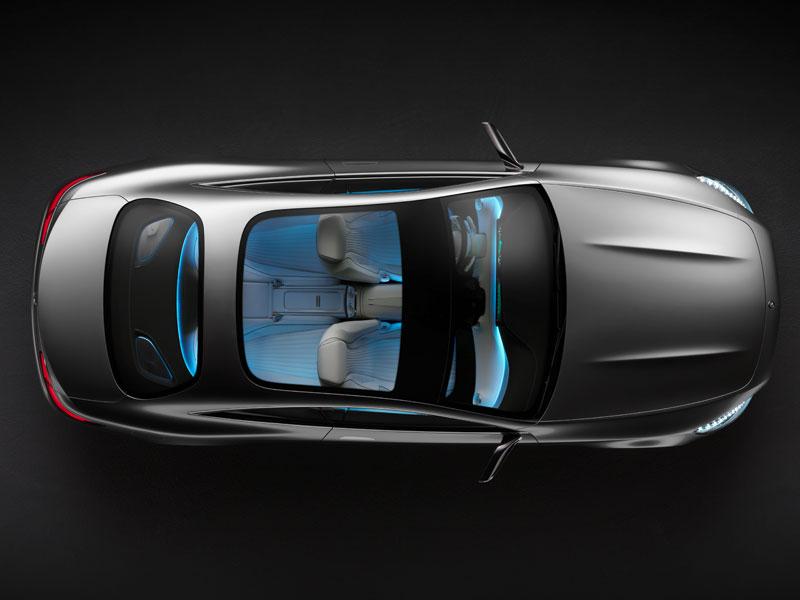 Mercedes Clase S Coupé concept