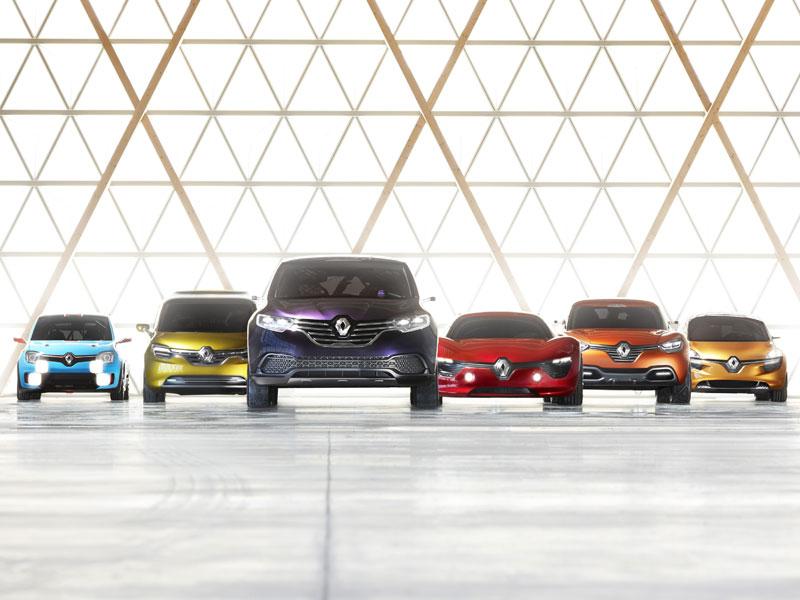 Renault Initiale Paris