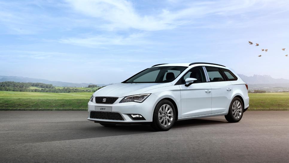 Seat León Ecomotive y León TGI