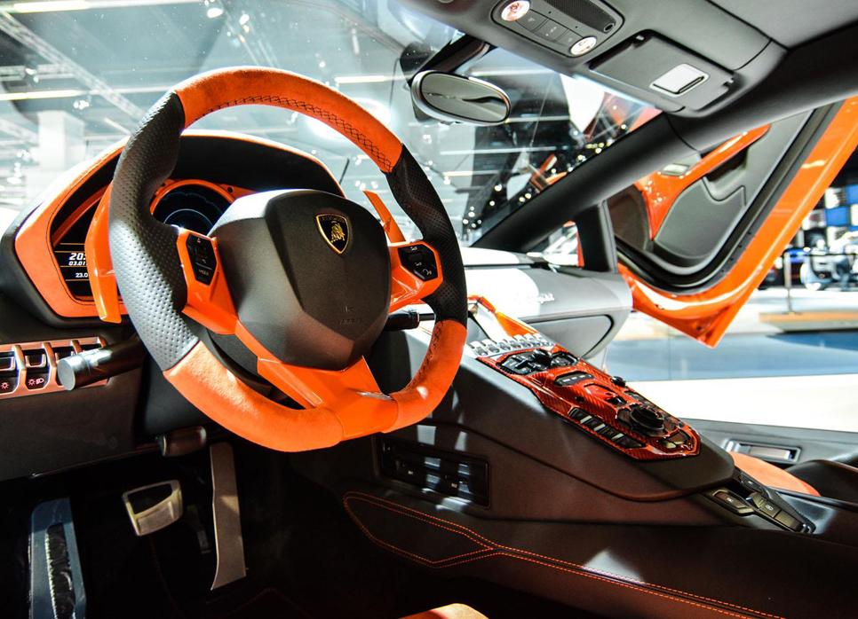 Hamann Nervudo, el Lamborghini Aventador más fiero