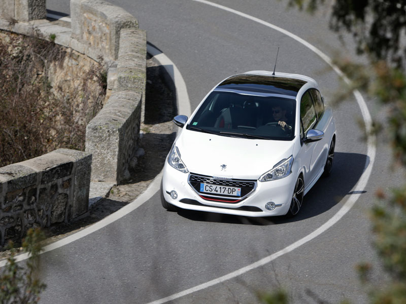 Peugeot 208 GTi, la prueba
